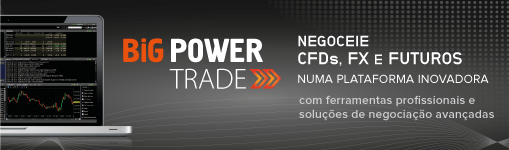 BiG Power Trade - Negoceie CFD, FX e Futuros numa plataforma inovadora